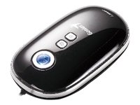 Genius Traveler 525 Laser Black Mouse
