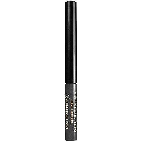 Max Factor - Delineador de ojos liquido Colour X-Pert Waterproof Eyeliner
