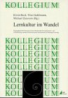 Lernkultur im Wandel - Erwin Beck, Titus Guldimann, Michael Zutavern