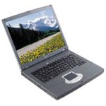 Acer TravelMate 291LMI Laptop (Intel Centrino 1,4GHz; 512MB RAM; 60GB HDD; 38,1 cm (15 Zoll) TFT; DVD-Brenner; XP Home) - Ram 60 Gb Dvd