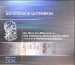 Schnittstelle Gutenberg