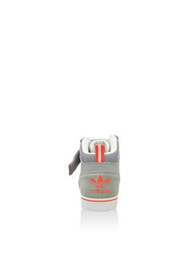 Adidas Varial II Mid Schuhe grau weiß orange