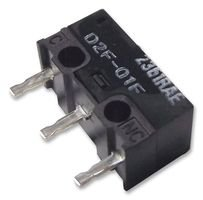 Preisvergleich Produktbild MICROSWITCH, PIN, 0.1 D2F01F By OMRON ELECTRONIC COMPONENTS