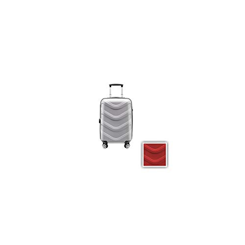 Stratic Arrow 4-Rollen-Trolley 78 cm Redwine