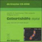 Geburtshilfe digital. CD-ROM für Windows 95/98/NT: Die Nutzer können alle Bereiche einer geburtshilflichen Station wie