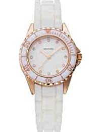 Sekonda Ladies' Partytime Watch - Mid White (91JFI05)