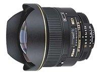 Nikon AF-Nikkor 14mm F2.8 D Lens - Objetivo con montura para Nikon (distancia focal fija 14mm, apertura f/2.8)