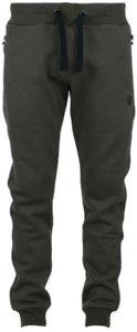 Fox Green Black Joggers - Angelhose, Jogginghose für Angler, Hose zum Angeln, Anglerhose, Größe:L