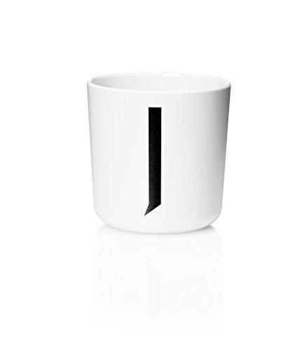 Tasse Melamine Cup Design Letters