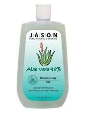 Jason Naturals 98% Aloe (Aloe Vera 98% Gel (480ml) ( x 12 Pack) by Jasons Natural)