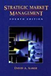 Strategic Market Management by David A. Aaker (1994-12-30)