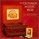 Criterion Music Box [Import USA]