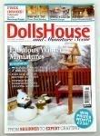Melody Jane Maison De Poupée & Miniature Scène Magazine Janvier 2017 Hiver Miniatures