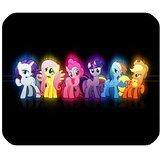 Robin Yam Personalisierte My Little Pony Rechteck rutschfeste Gummi Mauspad Gaming Maus Pad–rymp15839
