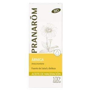Arnica Aceite Vegetal Bio 50 ml de Pranarom