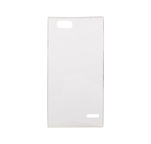 PHICOMM Passion 660 TPU Back Cover Case (Transparent)