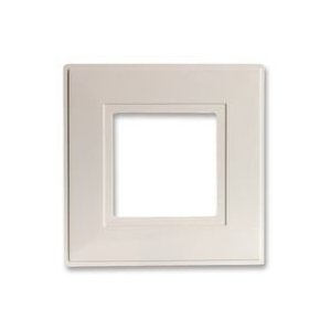 kenable Finger Plate Cover For Behind Switches and Faceplates White Pack Of 2 - low-cost UK light store.