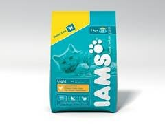Iams Cat Food Light 3Kg