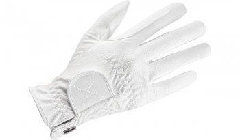 Uvex Reithelme Reithandschuhe Sportstyle Glamour, weiß, 6.5