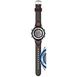 Umbro U671B - Reloj de caballero de cuarzo color negro
