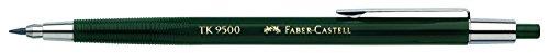 Faber Castell- TK OH Portaminas, Color Negro, 2 mm (9500 139520)