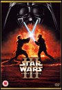 Star Wars Episode III - Revenge of the Sith (Darth Vader variant sleeve) 2 disc edition [DVD]