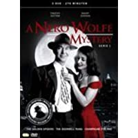 A NERO WOLFE MYSTERY - Series 1