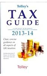 Tolley's Tax Guide 2013-14