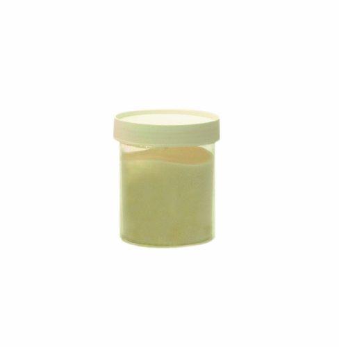 Nalgene 2117-1000 Polymethylpentene Straight-Side Wide-Mouth Jars, 1000 mL Capacity, 112 mm O.D. x 151 mm H (Pack of 16) (Coplin Jar)