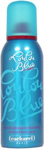 CACHAREL LOU LOU BLUE DONNA PERFUMED DEODORANT SPRAY - 150 ml