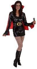 Kostüm Mann Womens Tin - ILOVEFANCYDRESS Rock Lady KOSTÜM=Dieses VERKLEIDUNG BEINHALTET =EIN Mini Kleid = EINEN GÜRTEL = UND EINEN KURZEN UMHANG