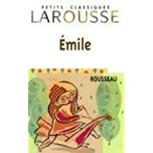 Emile by Jean-Jacques Rousseau (1999-10-29)