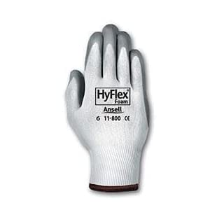 Ansell Size 9 Hyflex Foam Ultra Lightweight Assembly Glove 12 pairs by Ansell