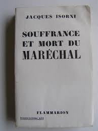 Souffrance et mort du maréchal pétain.