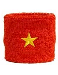 Digni® Poignet éponge avec drapeau Viêt Nam Vietnam