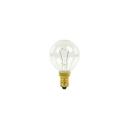 GE E14Ofen Lampe Glühbirne, 40W, 300C - 40w Appliance Glühbirne