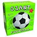 Balón de fútbol hinchable gigante