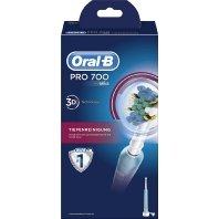 Preisvergleich Produktbild Oral-B Zahnbürste bl / ws Pro700TiefenHangable