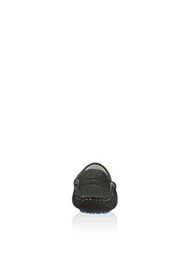 CafèNoir - Ef801, Mocassini Donna Nero (nero)