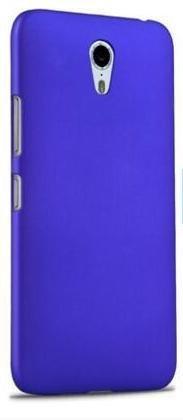 SDO™ Luxury Matte Finish Rubberised Slim Hard Case Back Cover for Lenovo ZUK Z1 (Blue)
