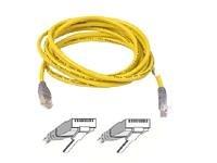 Belkin RJ45 Cat 5e UTP-Crossover-Netzwerkkabel (10m) -