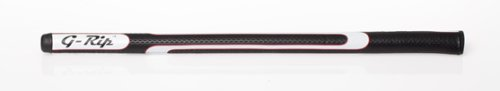 G RIP 21 INCH LONG WAVE BELLY PUTTER GOLF GRIP. BLACK -