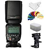 YONGNUO YN600EX-RT II Wireless Flash Speedlite E-TTL HSS 1/8000s GN60 2.4GHz RT Radio Master and Slave Optical Transmission for Canon Cameras +INSEESI Clean Cloth