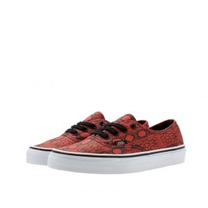 Vans - VZUKFIY, Sneakers da uomo ROUGE ET BLANC