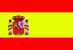Flagge Spanien Fahne 150x90cm