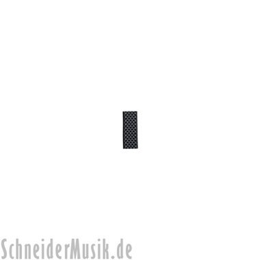 Gesticktes Motiv (RockStrap RST NB1CE Nylon Gitarrengurt schwarz, gesticktes Motiv