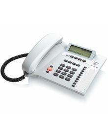 Preisvergleich Produktbild Siemens Euroset 5030,  schnurgebundenes Telefon,  arktikgrau