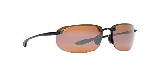 Maui Jim Ho'Okipa H407 02 Noir Verres HCL® Bronze polarisés