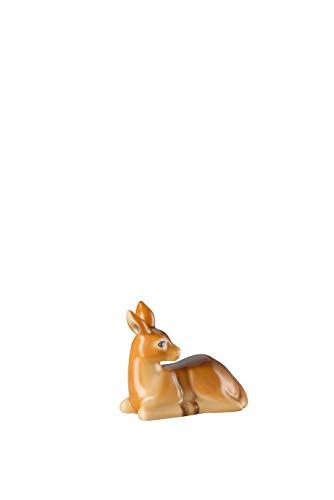 Hutschenreuther Cozy Winter Figur Rehkitz liegend 5x4 cm