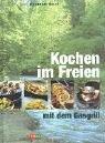 Kochen im Freien mit dem Gasgrill